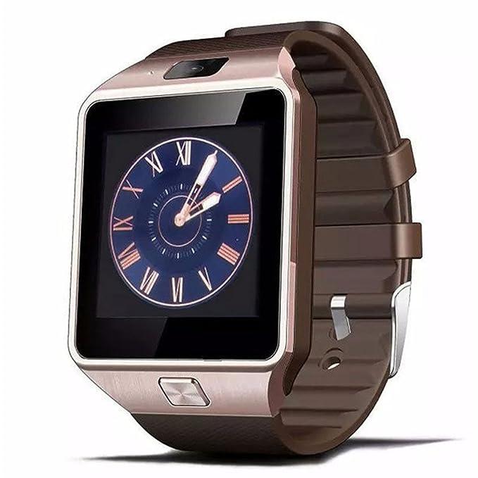 Reloj inteligente dz09 Digital U8 Muñeca con hombres Bluetooth ...