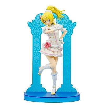 "Sega Love Live!: Eri Ayase SPM Super Premium Figure ""Snow halation"": Toys & Games"