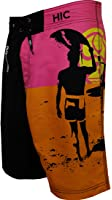 """HIC 20"""" Endless Summer 8 Way Octo Super Stretch Boardshorts"""