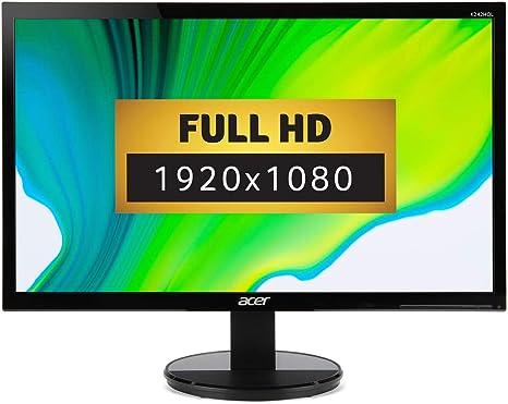 Acer K242HL - Monitor LED de 24