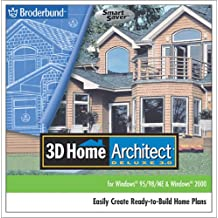 3D Home Architect Deluxe 3 (Jewel Case)