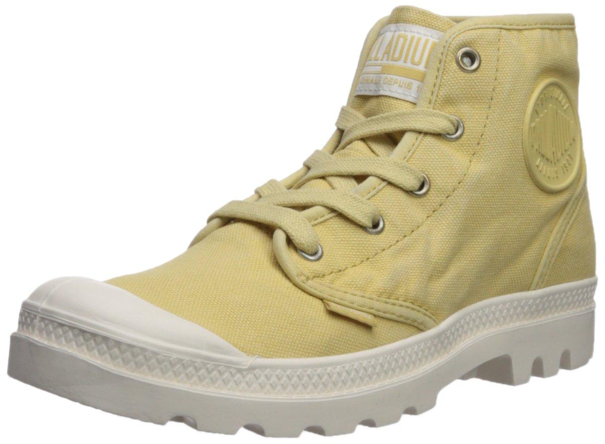 Palladium Women's Pampa Hi Ankle Boot B074B9K71F 8.5 B(M) US|Yellow