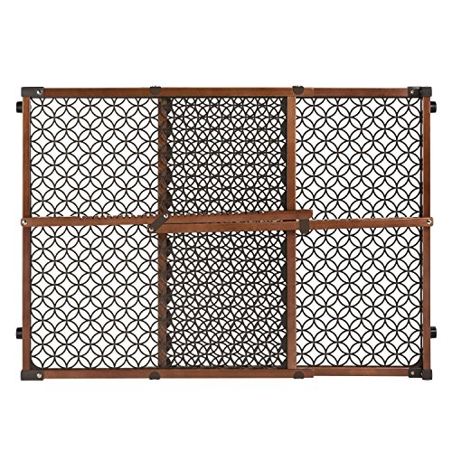 Secure Gate (Summer Infant Secure Pressure Mount Wood and Plastic Deco Gate)