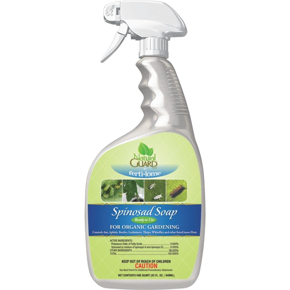 Natural Guard Spinosad Soap