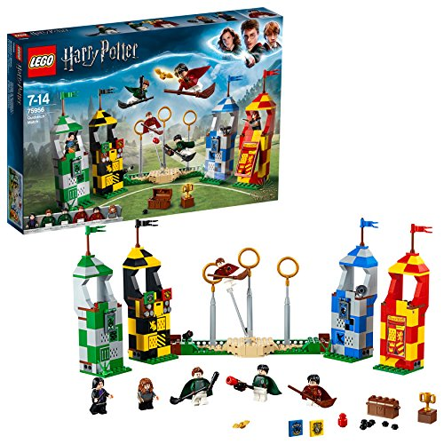 with LEGO Harry Potter design
