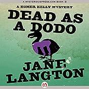 Dead as a Dodo | Jane Langton