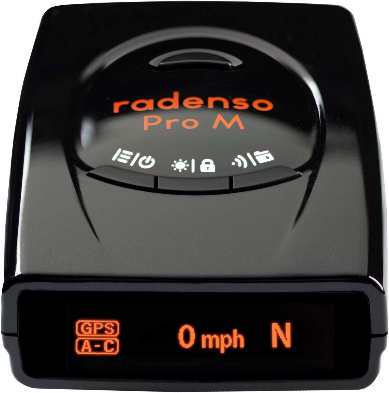 Radenso Pro M Extreme Range Radar & Laser Detector