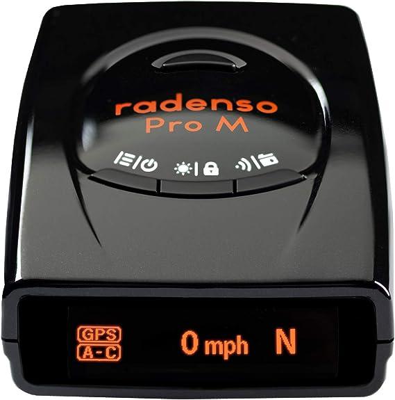 Radenso Pro M Radar Detector with GPS Lockouts