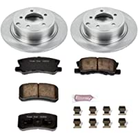 Autospecialty (KOE1630) 1-Click OE Replacement Brake Kit