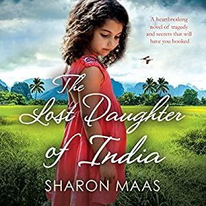 The Lost Daughter of India Audiobook