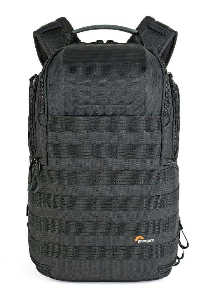 Lowepro ProTactic 350 AW II Black Pro Modular Backpack with All Weather Cover for Laptop Up to 13 Inch, Tablet, Canon/Sony Alpha/Nikon DSLR, Mirrorless CSC and DJI Mavic Drones LP37176-PWW