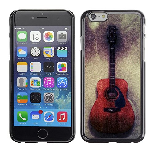 "Hülle Case Schutzhülle Cover Premium Case // F00002875 Gitarre // Apple iPhone 6 6S 6G 4.7"""