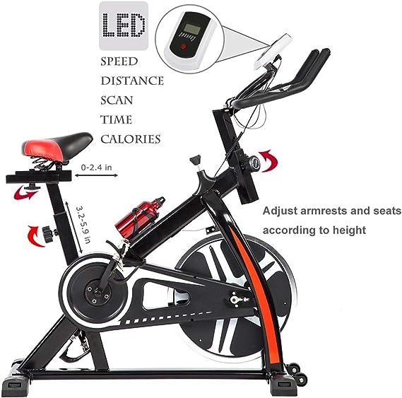T-LoVendo TLV - BS1 Bicicleta Estatica de Spinning Bici Ejercicio ...