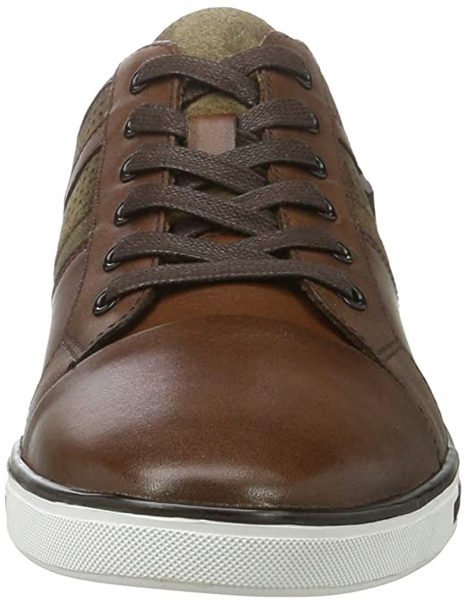 Low Herren Initial Cole Kenneth TopWeißMedium Step fy7b6g