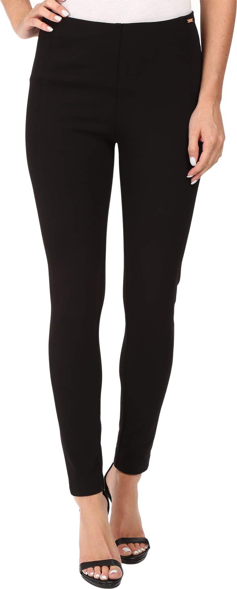 Ivanka Trump Women's Ponte Compression Pants Black Medium 27 27