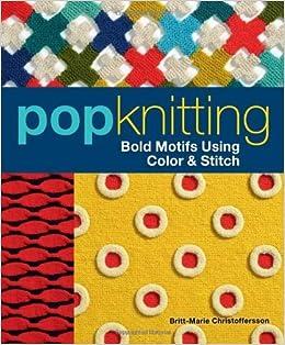 Book Pop Knitting by Christofferson, Britt (2012)