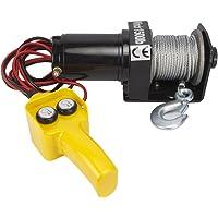 Hiltex 11302 12V Electric Winch, 1500 lb.