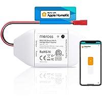 meross Smart Garage Door Opener Remote, Compatible with Apple HomeKit, Amazon Alexa, Google Assistant, SmartThings…