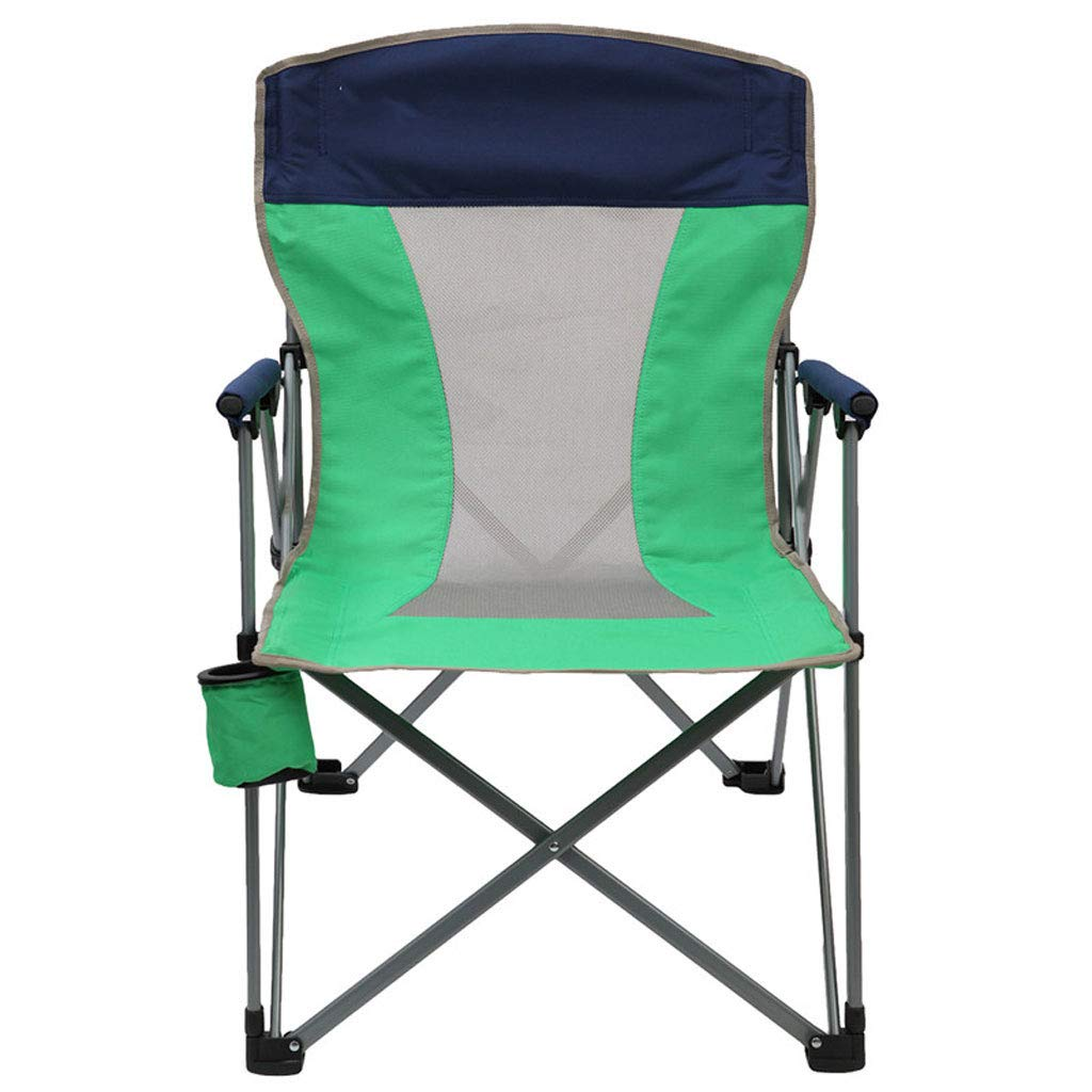 超激安 GWM 屋外キャンプ屋外公園釣りポータブル折りたたみ椅子 B07P9ZJWMX (色 Green) : Green) GWM Green B07P9ZJWMX, エチガワチョウ:1ebd41bd --- staging.aidandore.com