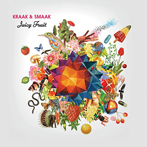 Kraak and Smaak - Juicy Fruit - (JAL217CD) - Digipak - CD - FLAC - 2016 - WRE Download