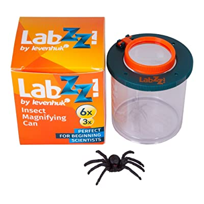 Levenhuk LabZZ C1 Educational Insect Can for Children – Perfect for Beginning Scientists: Toys & Games [5Bkhe1805570]