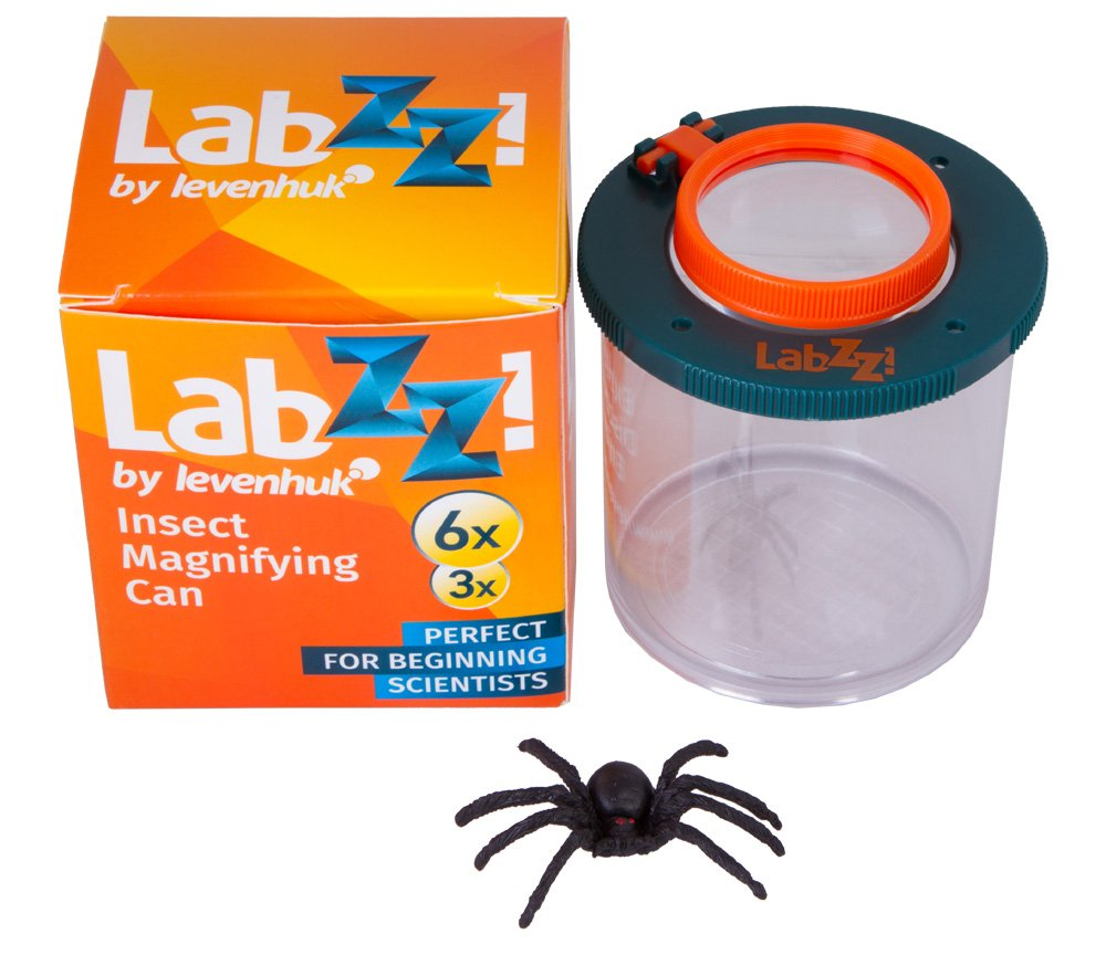 Levenhuk LabZZ C1 Insektendose Inc. 69716