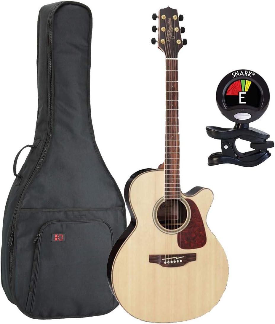 TAKAMINE gn93ce-nat NEX Cutaway Guitarra Electroacústica con ...