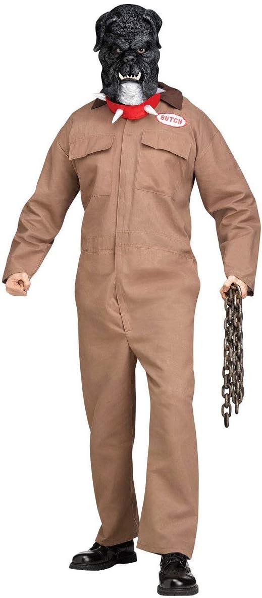 Generique - Disfraz Perro Loco Halloween Adulto M / L: Amazon.es ...