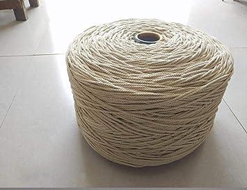 6c60fee9eab6 HuBei Decoración hecha a mano de algodón natural Bohemia macramé DIY ...