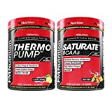 FM Nutrition - Thermo Pump  Pre-Workout and SATURATE  BCAAs...