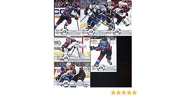 Colorado Avalanche 2019-20 Upper Deck Series 1 #132 Matt Calvert