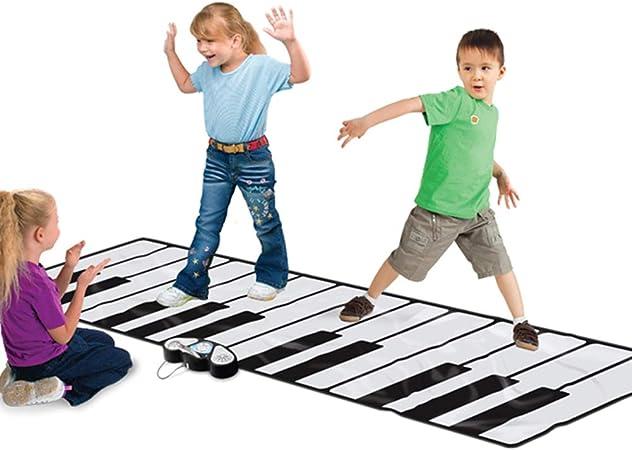 Lyl Piso Piano Mat, Musical Paso Tocar El Piano Dance Mat ...
