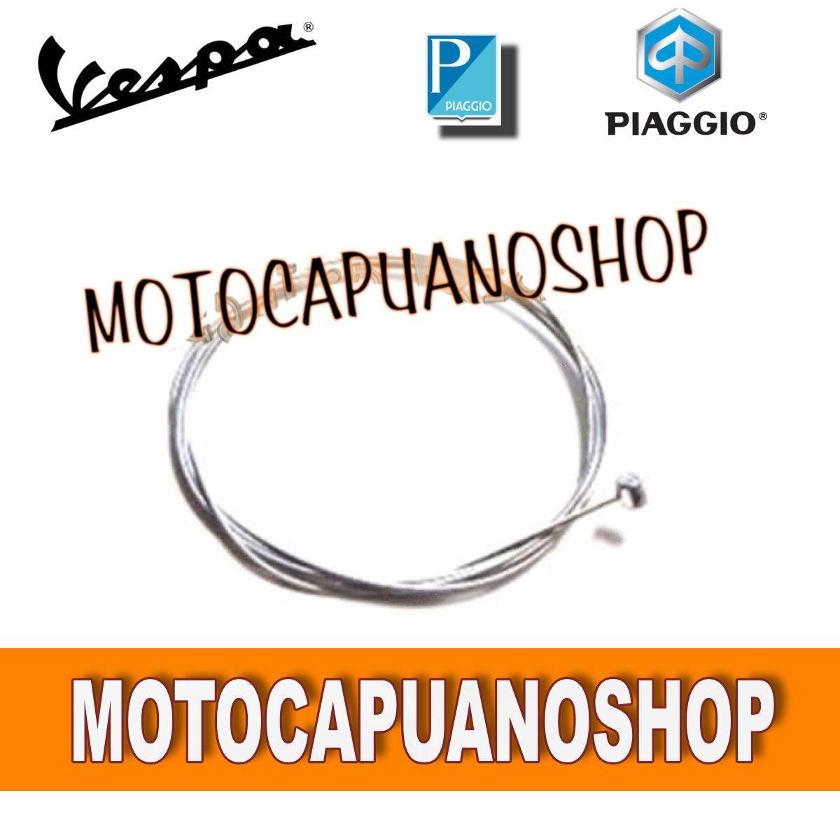 CAVO CORDA FILO FRIZIONE O FRENO ANTERIORE VESPA 125 ET3 PRIMAVERA MotoCapuano 151738424719