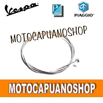 Cable Cuerda Hilo embrague o freno delantero Vespa 125 150 200 PX Arcoíris: Amazon.es: Coche y moto