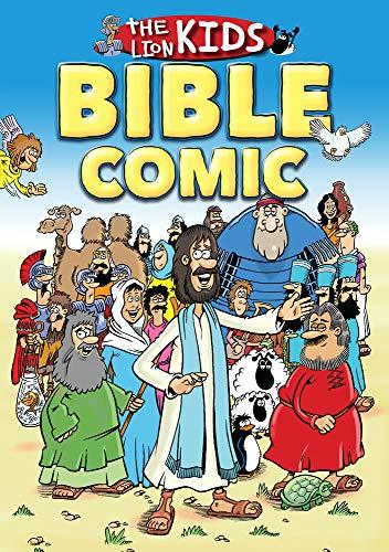The Lion Kids Bible Comic ()