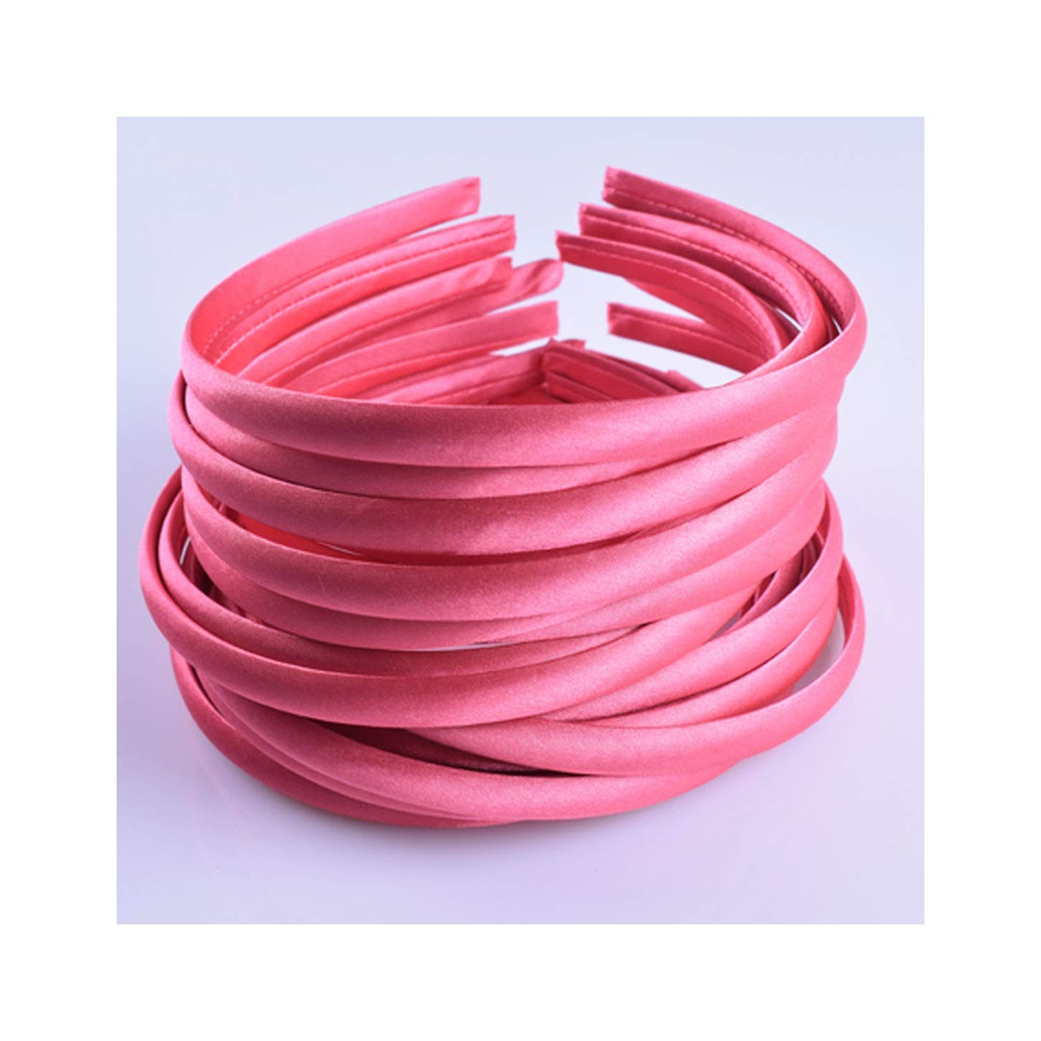 Hairbands Plastic Headband Elastic Hair Bands Accessories for Adult Kids,10mixed,10mixed