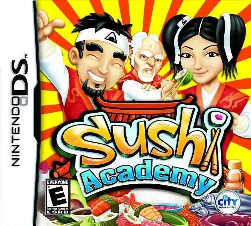 Sushi Academy – Nintendo DS