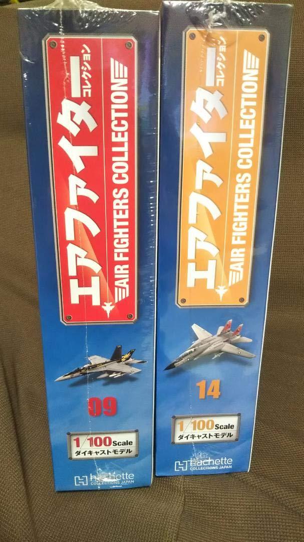 エアファイターコレクション トムキャット スーパーホーネット B07QTPTDTB