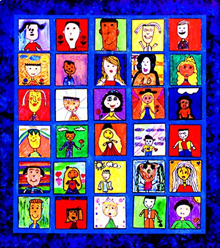 Party Art the Ultimate Quilt Painting Kit, 29 X 32 in, Multiple Color