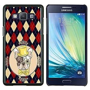 Dragon Case - FOR Samsung Galaxy A5 A5000 A5009 - marter than you think - Caja protectora de pl??stico duro de la cubierta Dise?¡Ào Slim Fit