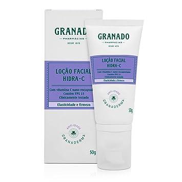 Linha Granaderma (Anti-Idade) Granado - Locao Facial Hidra C 50 Gr -