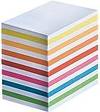 Wedo 2702669079 Ersatzpapier (für Zettelbox, mit Stiftehalter abwechselnd, 5,5 x 9 cm, 700 Blatt) weiß