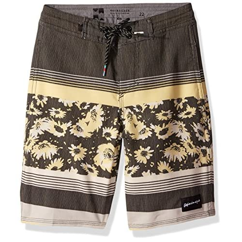 hot sell Quiksilver Big Boys' Swell Vision Beachshort Youth Boardshort