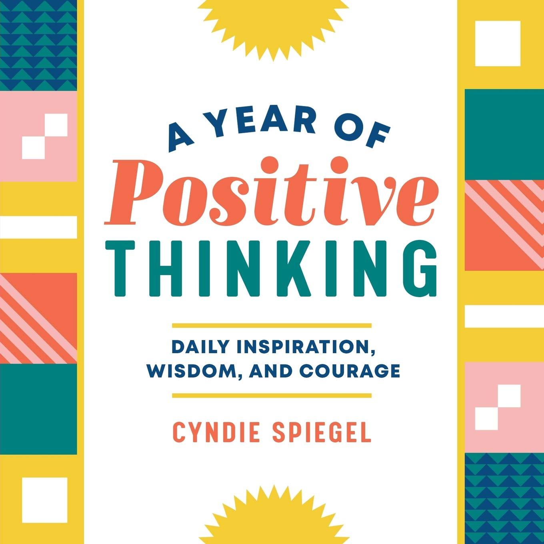 Year Positive Thinking Inspiration Courage product image