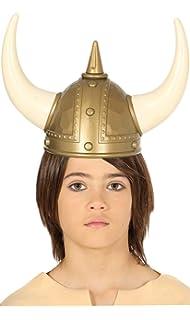 Casco vikingo para niños  Amazon.es  Juguetes y juegos 3dc46a573c5e