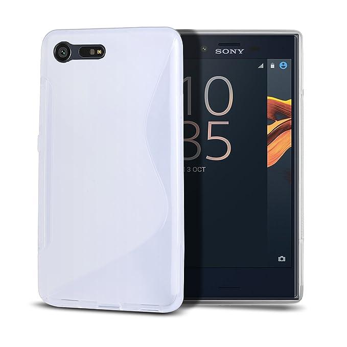 3 opinioni per Sony X Compact Cover- bdeals [S-Style] Ultra Sottile Morbido TPU Silicone Case