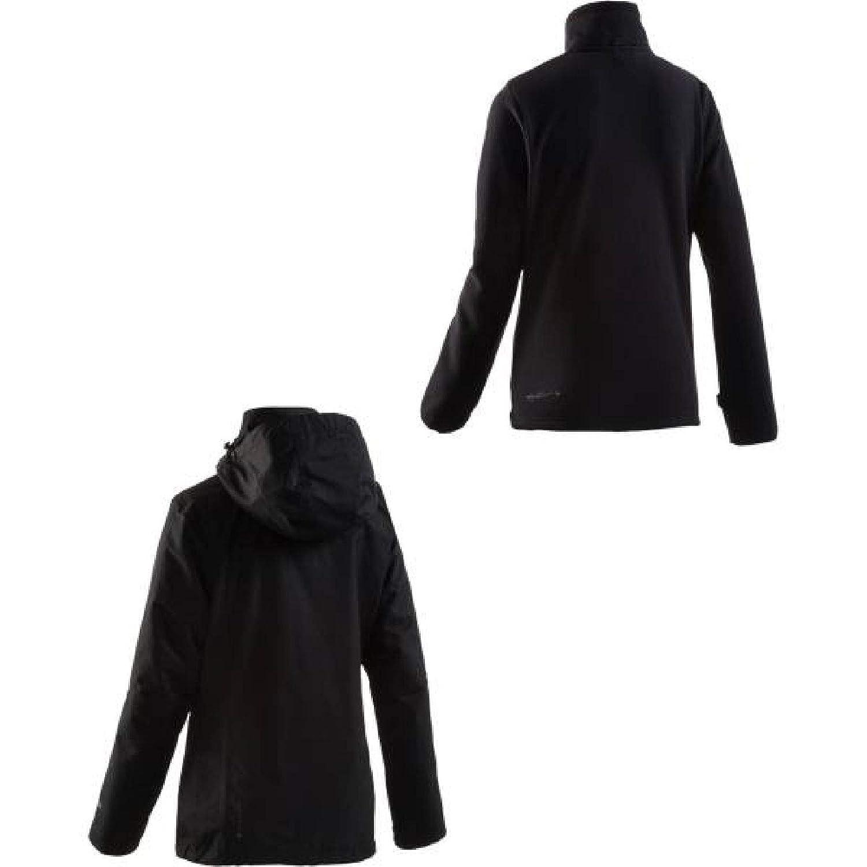 McKINLEY Damen Wander-Freizeit-Doppeljacke Terang II Inlet 3 in 1 Jacke schwarz