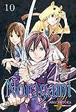 capa de Noragami - Volume 10