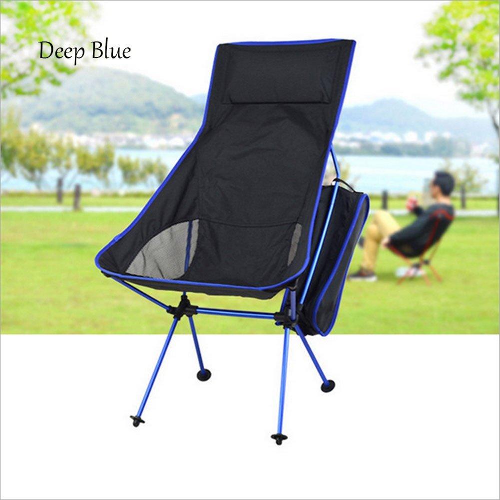 Human zx-Moon Stuhl Im Freien Aluminium Portable Klappstuhl Aluminium Freien Direktor Stuhl 6bf71e