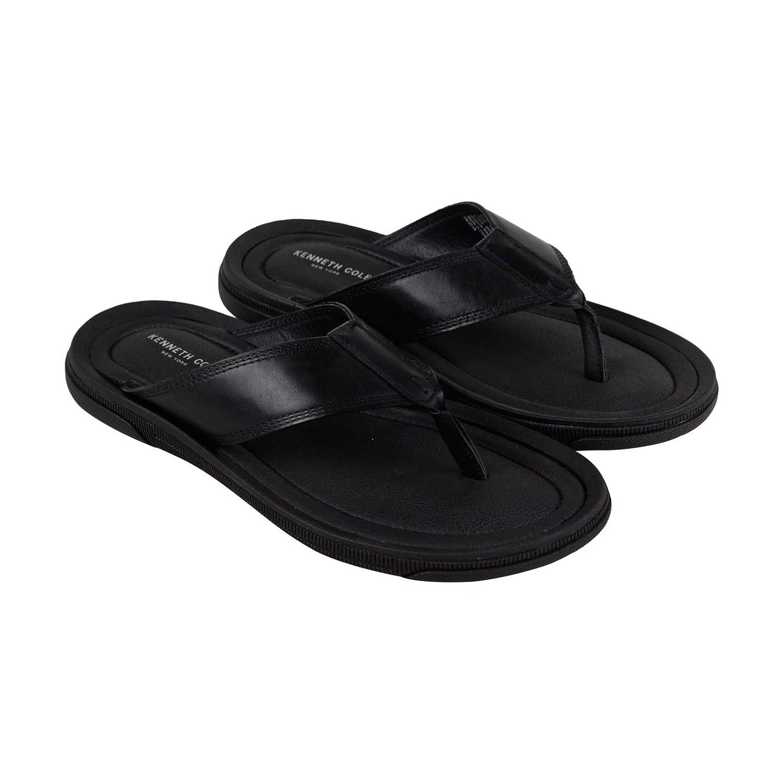 45dbb1892e60 Kenneth Cole REACTION Design211332 Men s Woven Casual Thong Flip-Flops Shoes